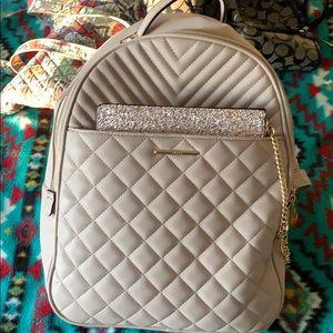 Aldo Ventea pink mini backpack
